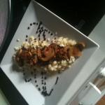 Antonio F. - Higaditos de pollo con arroz y champiñones